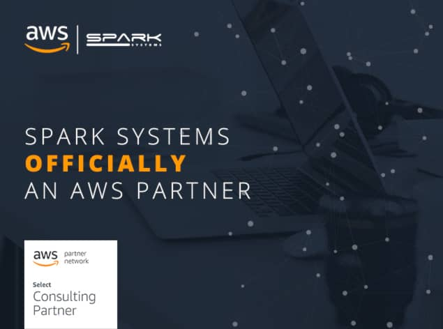 Spark Systems  are AWS Consulting Select Partner