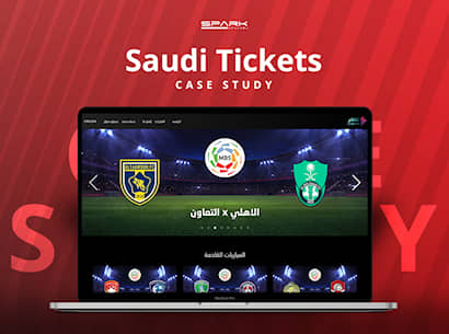 Saudi Tickets Case Study